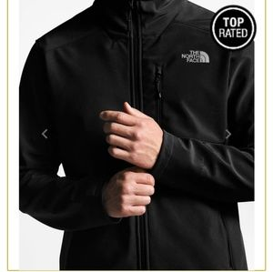 THE NORTH FACE JACKET POLYESTER BLACK XL